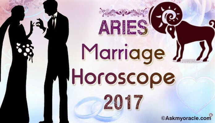 Aries Marriage Horoscope 2017