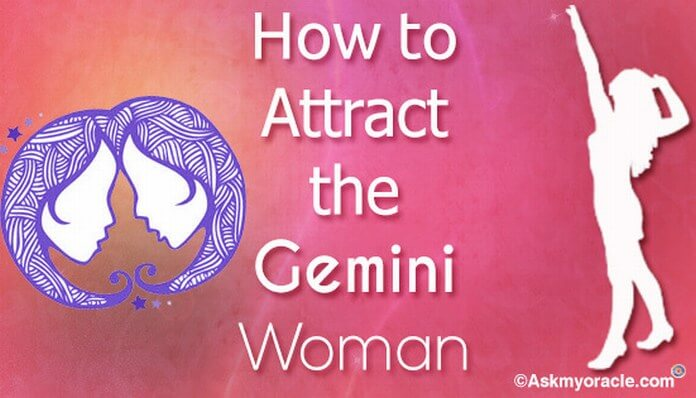 How to attract a gemini male