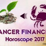 Cancer Financial Horoscope 2017