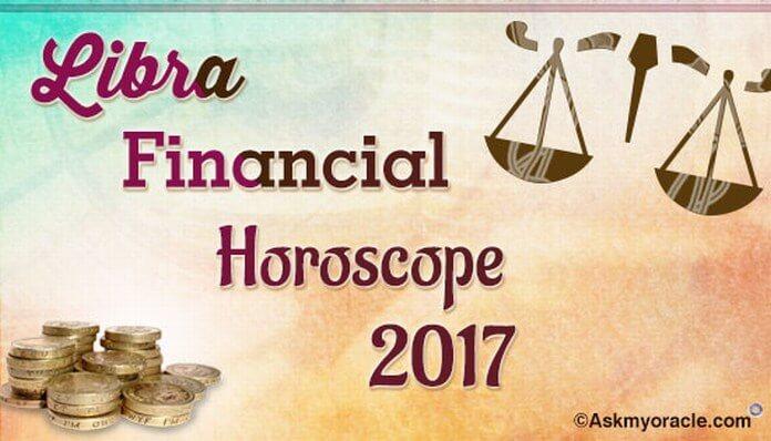 Libra Financial Horoscope 2017