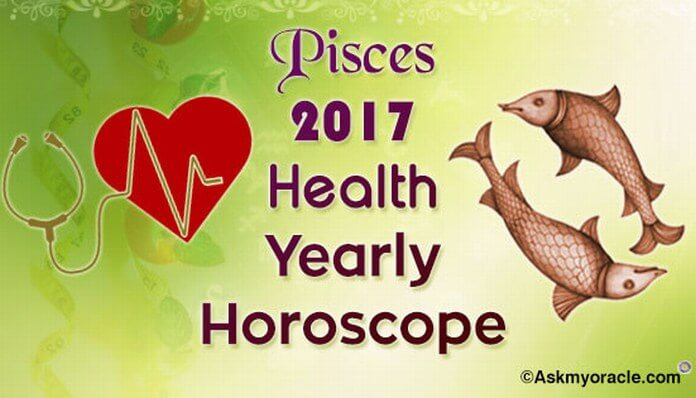 Pisces 2017 Health Horoscope