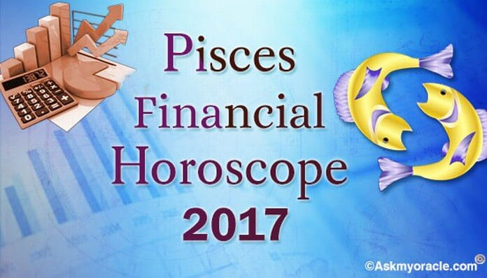 Pisces Financial Horoscope 2017