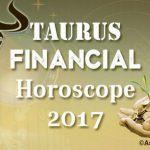 Taurus Finance Yearly Horoscope 2017