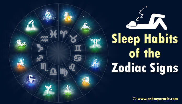 Sleep Habits of the Zodiac Signs