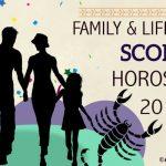Family Scorpio Horoscope 2018 - Lifestyle Scorpio Horoscope 2018