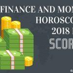 Scorpio Finance Horoscope 2018 - Scorpio Yearly Money horoscope predictions