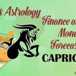 Capricorn Finance Horoscope 2018, Capricorn Money, Wealth 2018