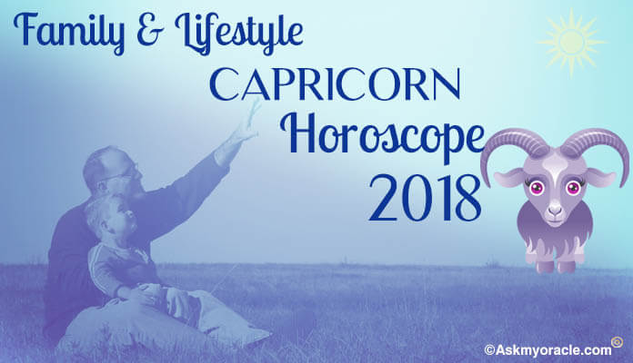 Capricorn 2018 Family Horoscope Capricorn Lifestyle Horoscope