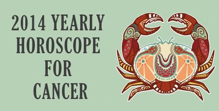 cancer horoscope 2014 yearly