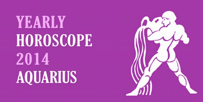 aquarius yearly horoscope 2014