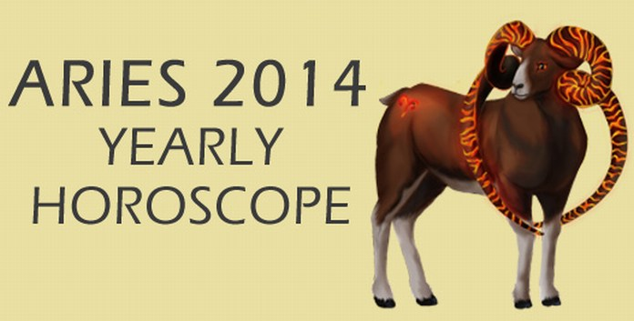 2014 Yearly Horoscope for Aries