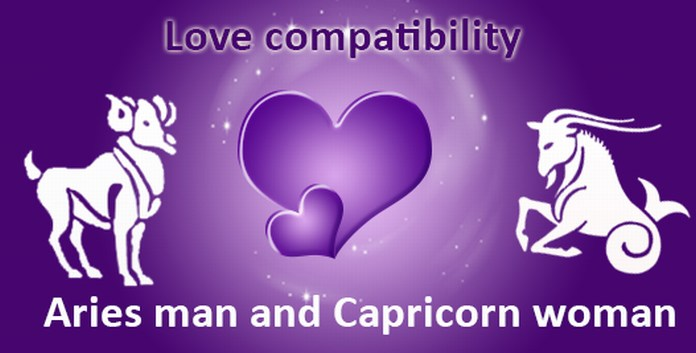 aries male and capricorn female good love match