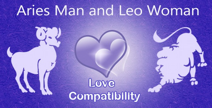 Leo man and aries woman sexuality