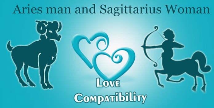 Aries Man and Sagittarius Woman Love Compatibility, Best