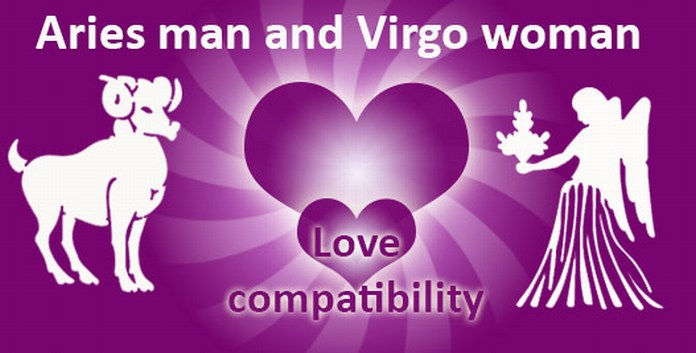Love compatibility between aries and Virgo