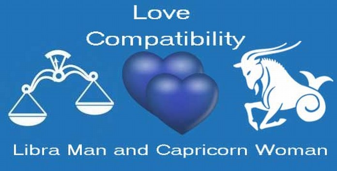 Libra Man and Capricorn Woman Love Compatibility