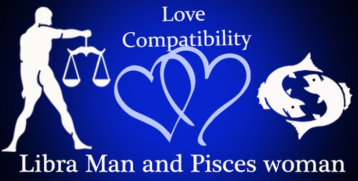 Pisces woman and libra man love compatibility