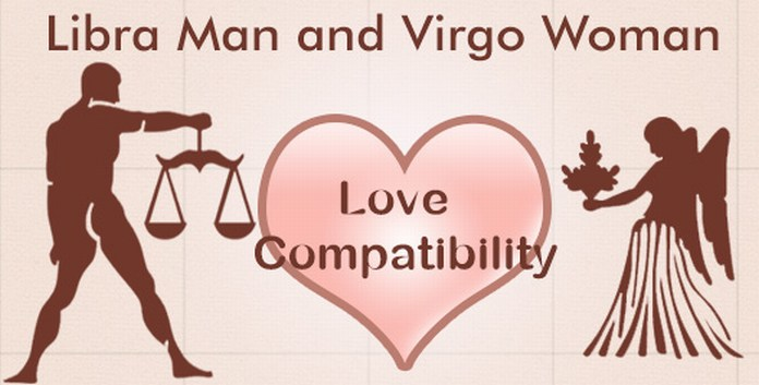 Libra Man and Virgo Woman Love Compatibility