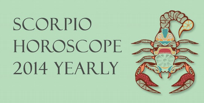 Scorpio 2014 Horoscope Yearly