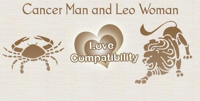 Cancer Man and Leo Woman Love Compatibility, Love & Relationship Match