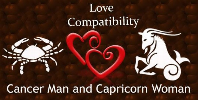 Cancer Man and Capricorn Woman Love Match