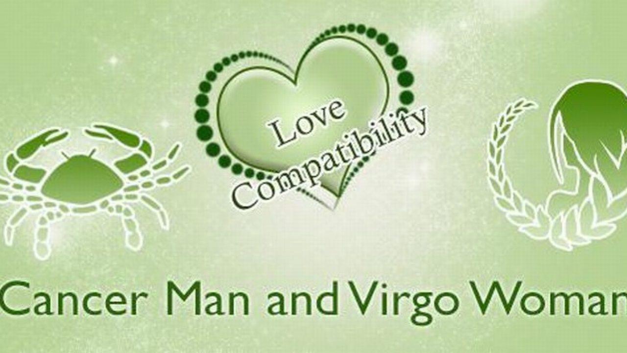 Cancer match virgo love Virgo and