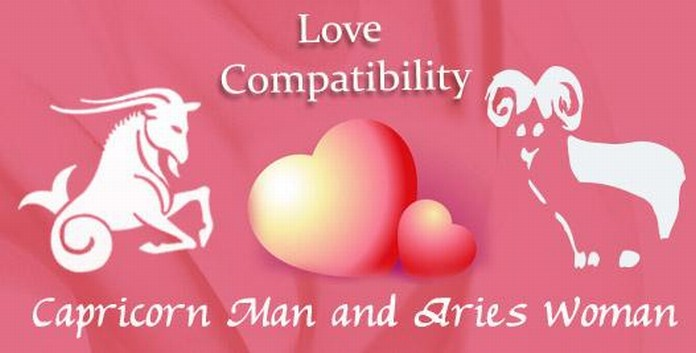 Capricorn Man and Aries Woman Love Compatibility