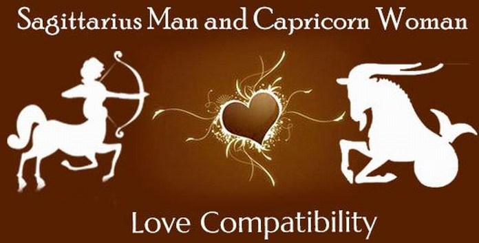 Capricorn man sagittarius woman love compatibility