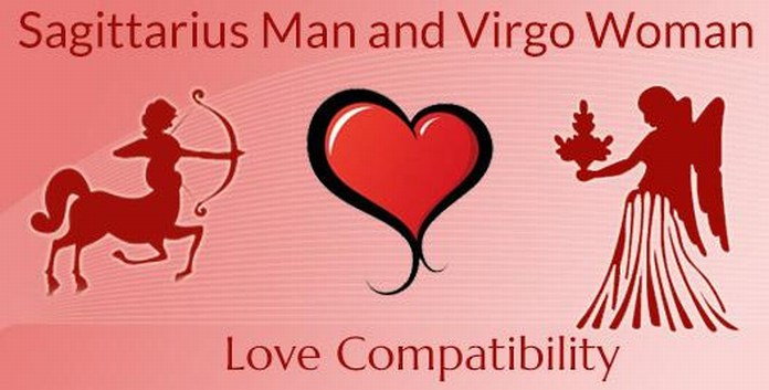 Sagittarius Man and Virgo Woman Love Compatibility