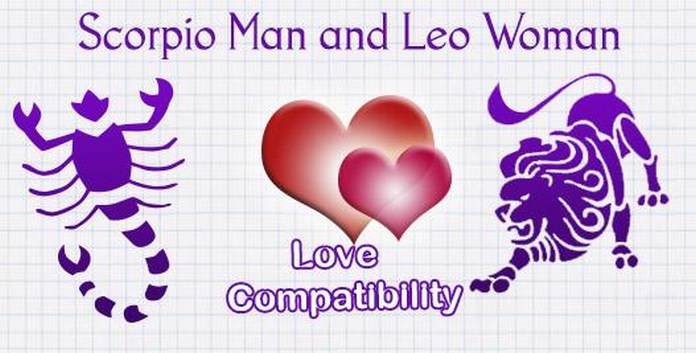 Love Compatibility Scorpio male and Leo Female