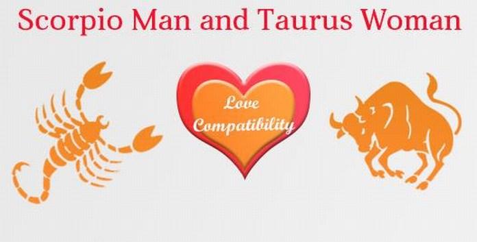 Scorpio man taurus woman bed
