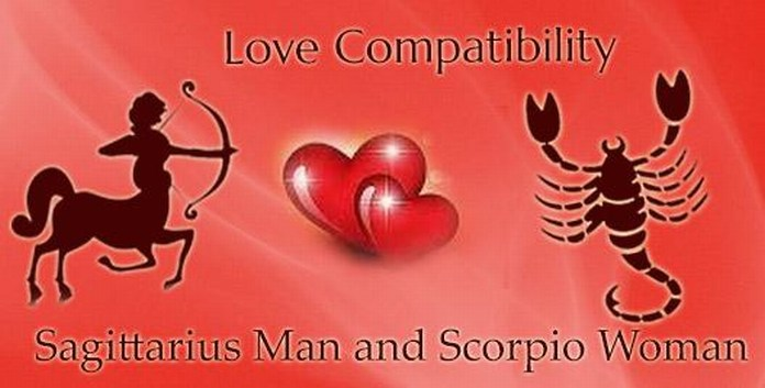 Love compatibility between scorpio man and sagittarius woman