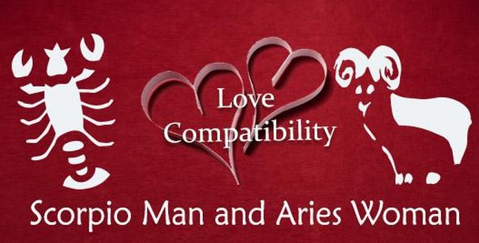 Scorpio Man and Aries Woman Love match