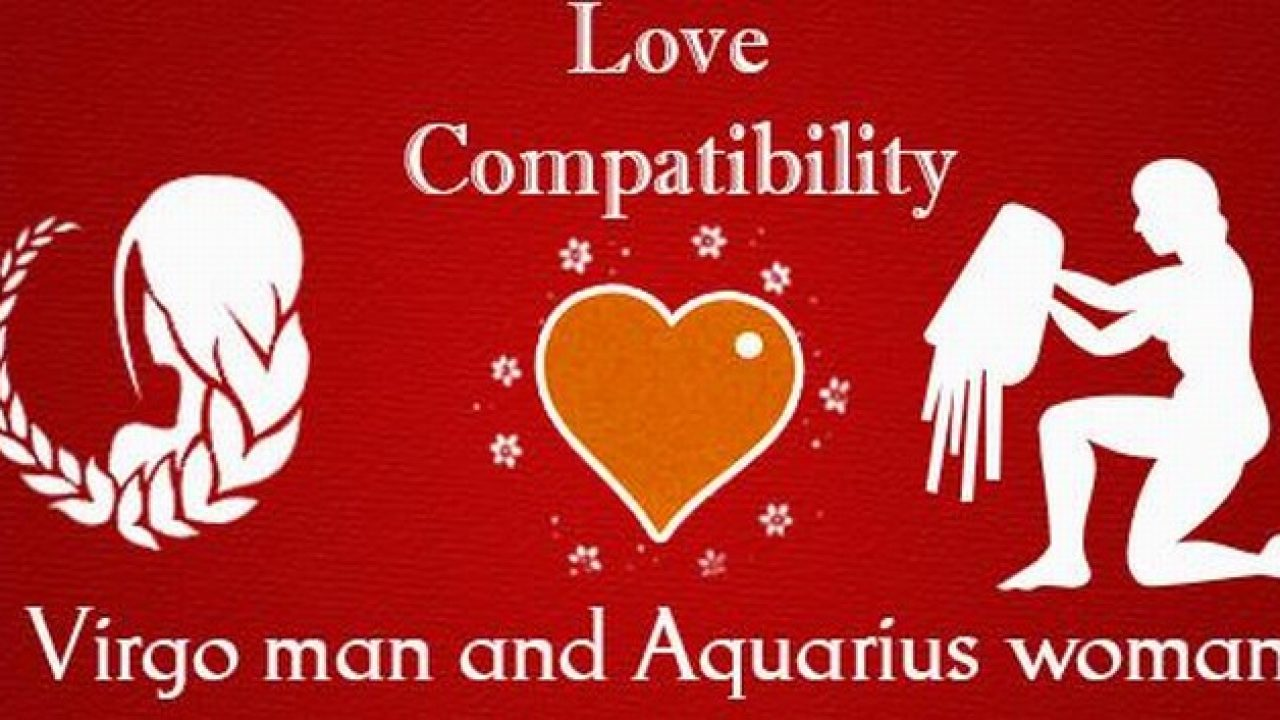 Virgo Man and Aquarius Woman Love Compatibility