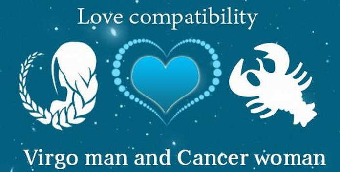 Virgo Man and Cancer Woman Love Compatibility