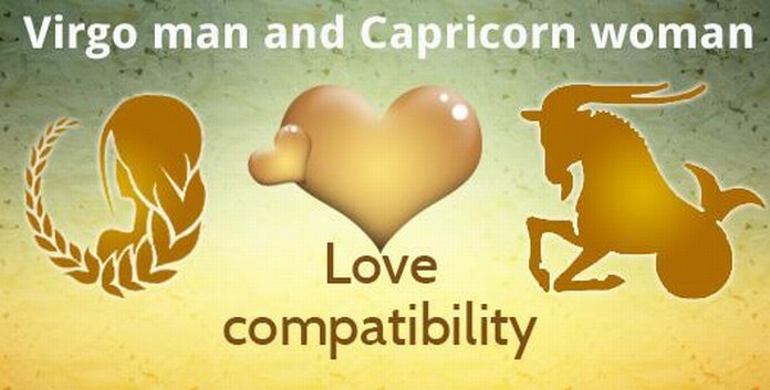Virgo Man and Capricorn Woman Love Compatibility