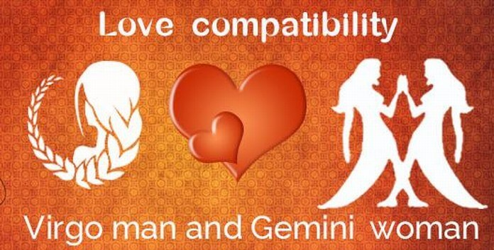 Virgo male and Gemini female Love Compatibility