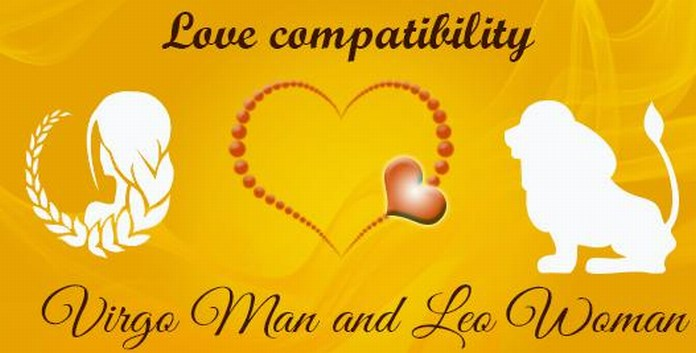 Virgo male and Leo female Love Compatibility