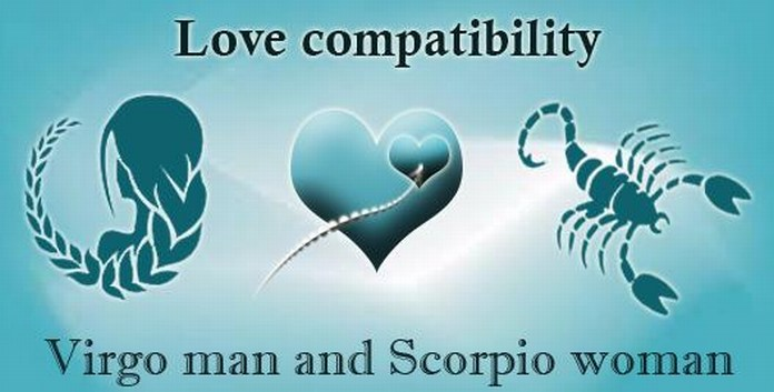 Scorpio woman and virgo man sexually