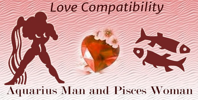 Aquarius Man and Pisces Woman Love Compatibility