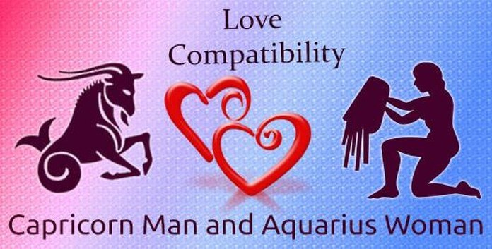 Love Compatibility Capricorn Man and Aquarius Woman