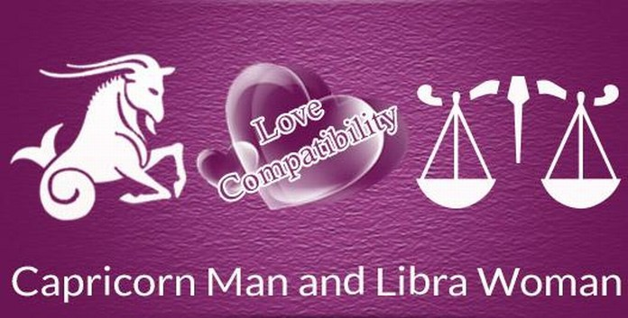Capricorn Man and Libra Woman Love Compatibility