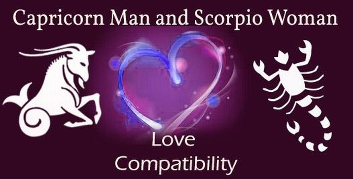 Capricorn Man and Scorpio Woman Love match