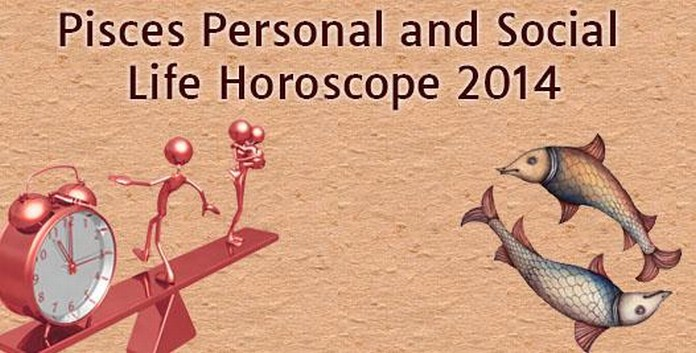 Pisces Personal and Social Life Horoscope 2014