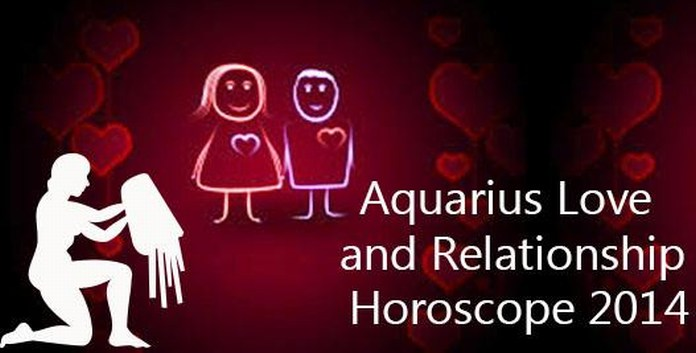 Aquarius 2014 Love and Relationship Horoscope