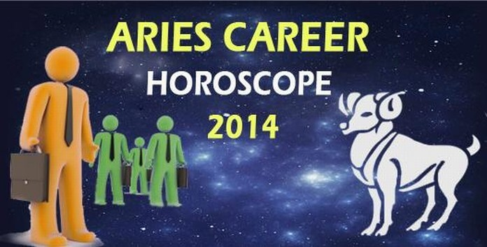 aries 2014 yearly horoscope for career