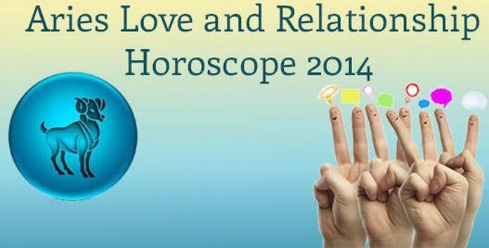 Aries Love Horoscope 2014