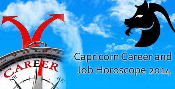Capricorn Career Horoscope 2014