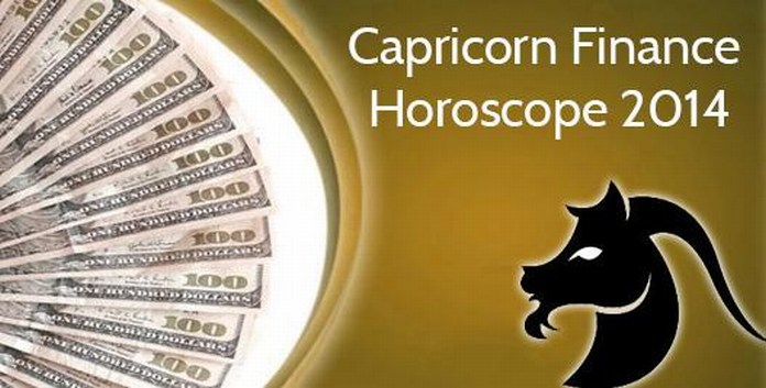 Capricorn Finance Horoscope 2014