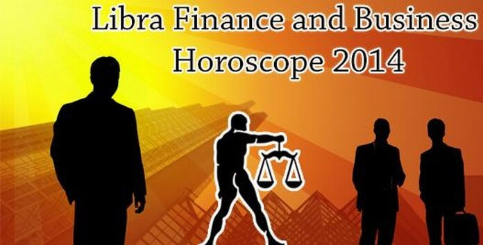 Libra Finance Horoscope 2014